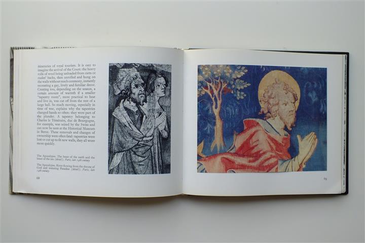 Bladzijde uit Tapestry