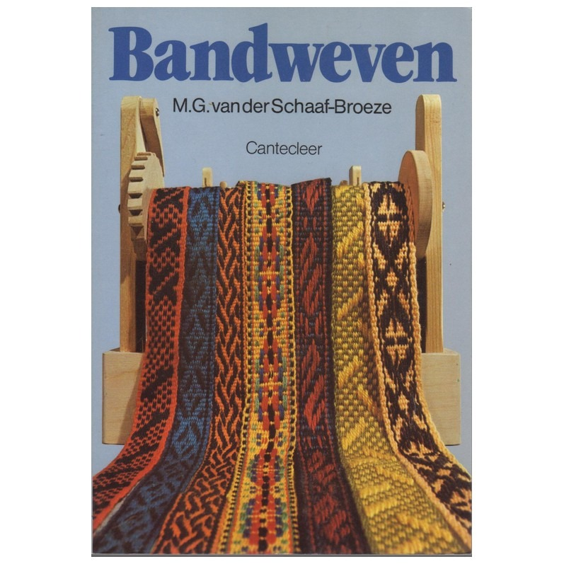 Boek Bandweven