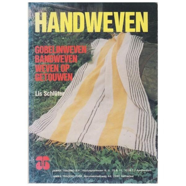 Boek-tijdschrift Handweven