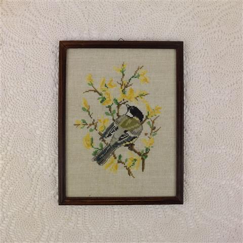 Detail vogeltje