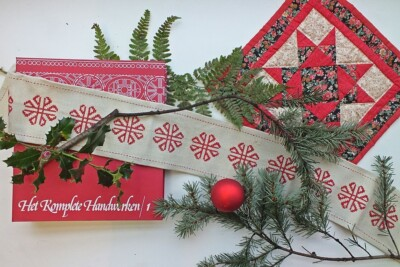 het complete handwerken en kersthandwerkjes