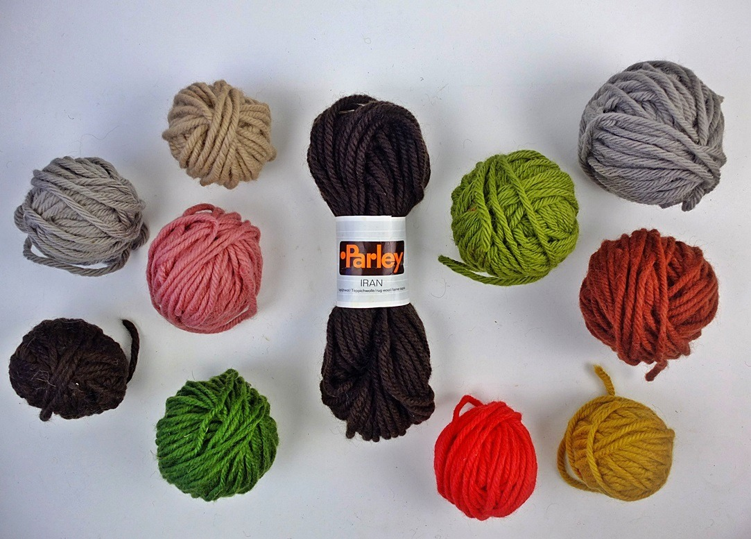bolletjes smyrna wol van merk Parley