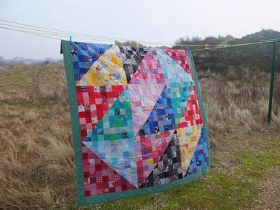 olympische quilt