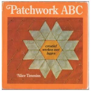 Boek Patchwork ABC quilten