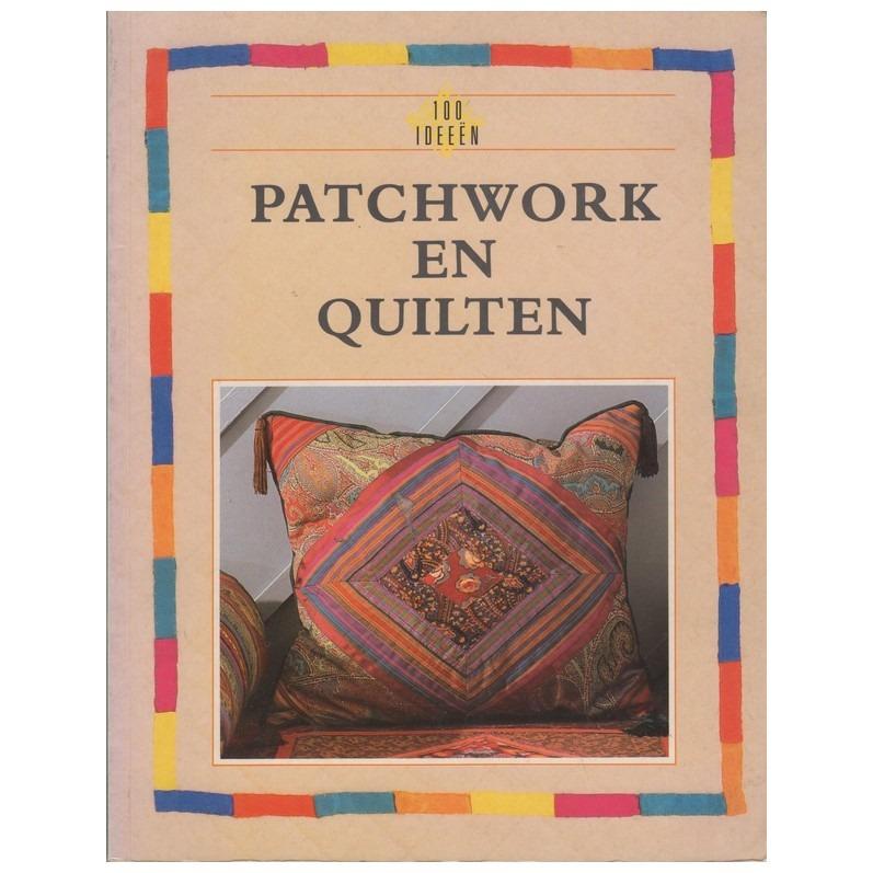 Boek Patchwork en quilten
