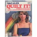 Tijdschrift  Quilt it