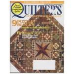 Tijdschrift Quilter's Newsletter Magazine no.385