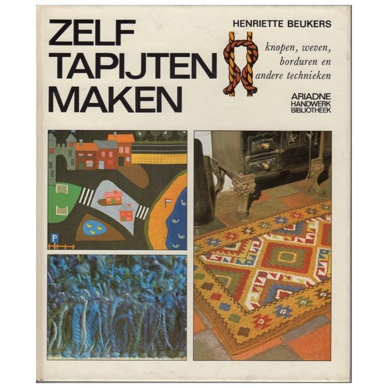 Boek Zelf tapijten maken