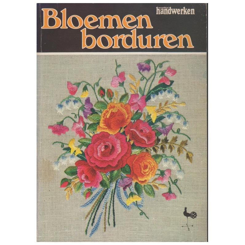 Boek Bloemen borduren