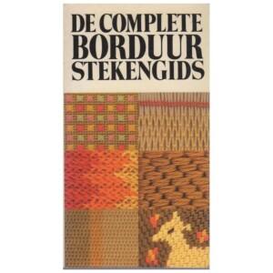 Boek De complete borduurstekengids