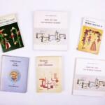 Boeken borduren met Cecile Dreesmann