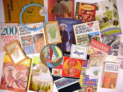 Diverse tweedehands handwerkboeken
