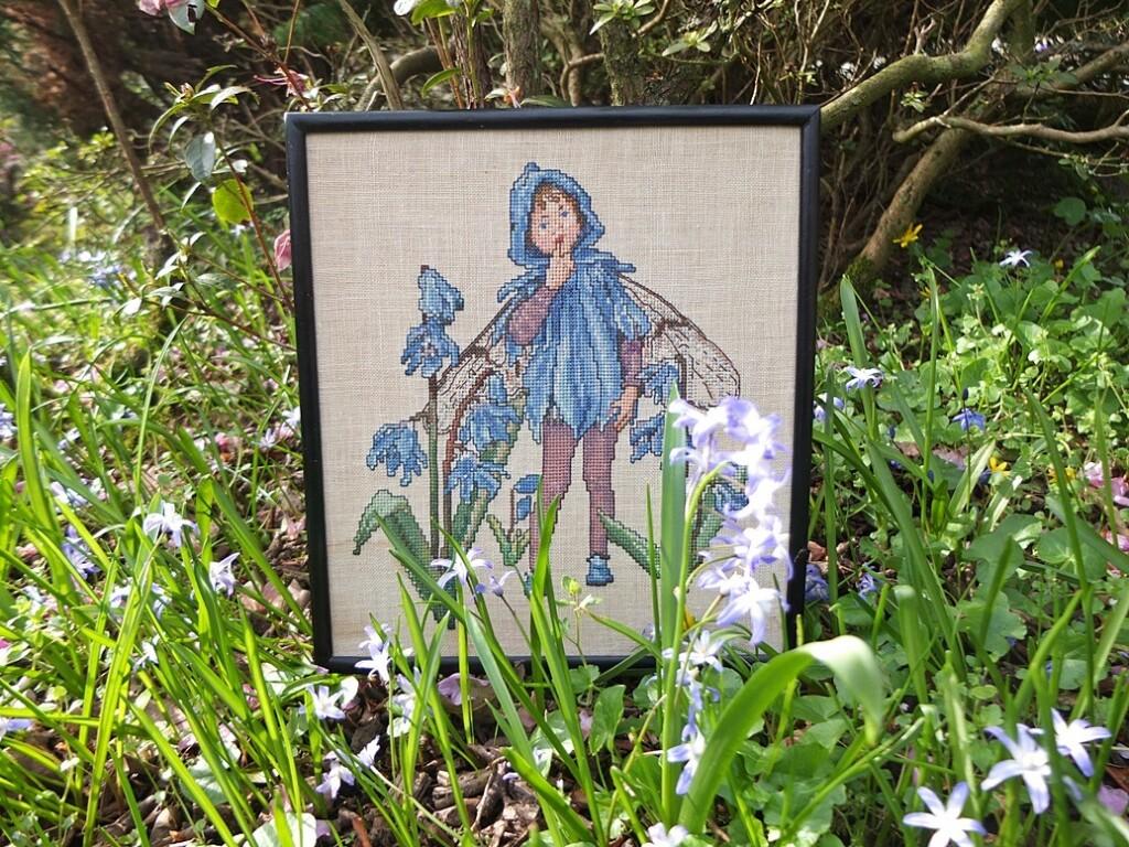 Flower fairy Skylla