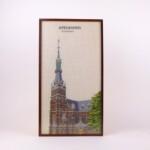 Grote Kerk Apeldoorn geborduurdj