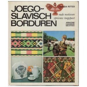 Boek Joegoslavisch Borduren
