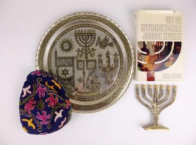 Keppeltje en Joodse schotel en kookboek