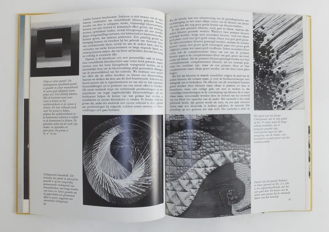 Pagina uit boek Tapisserie