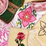 Vrijmarkt vondsten flow roze