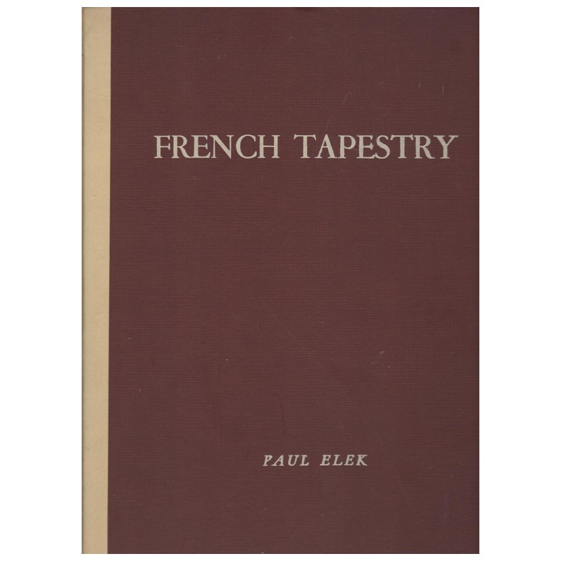 Boek French Tapestry