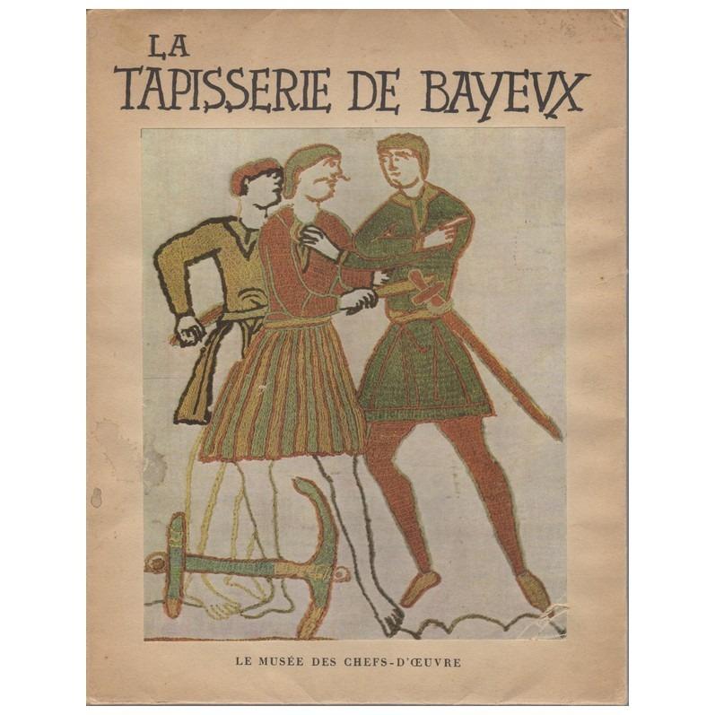 Boek La Tapisserie de Bayeux