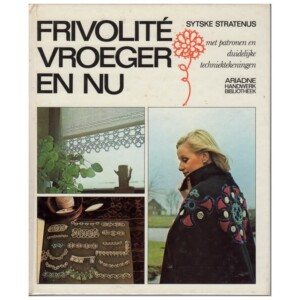 Boek: Frivolite vroeger en nu