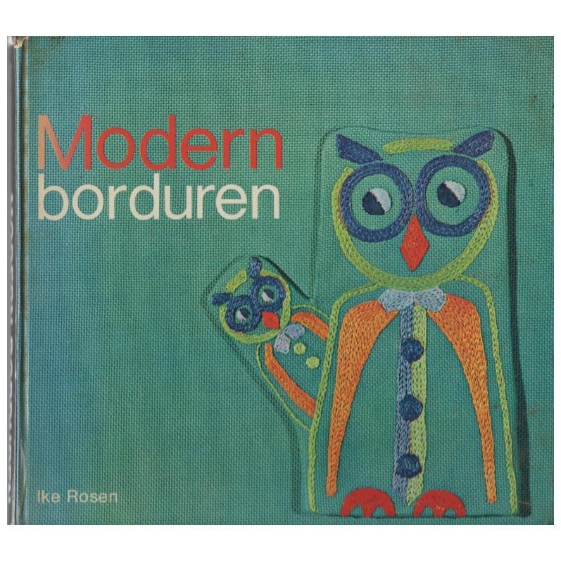 Boek Modern borduren