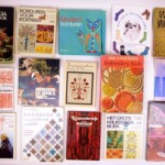 Vijftien tweedehands handwerkboeken