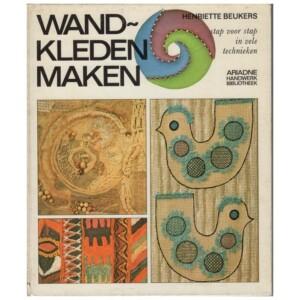 Boek Wandkleden maken