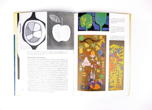 Pagina uit boek Appliqueren