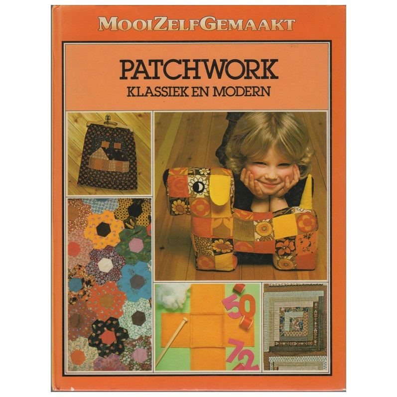 Boek Patchwork klassiek en modern