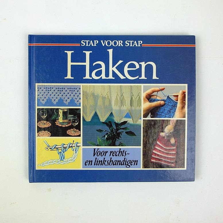Boek Stap Voor Stap Haken