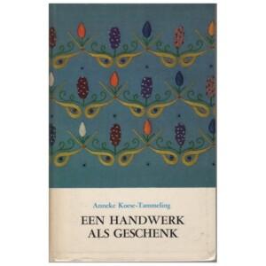 Boek Een handwerk als geschenk