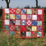 Herinnerings patchworkkleed
