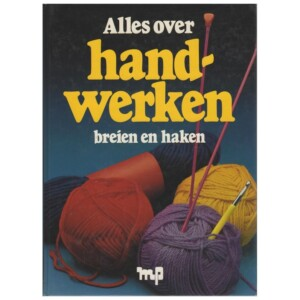 Boek Alles over Handwerken breien en haken