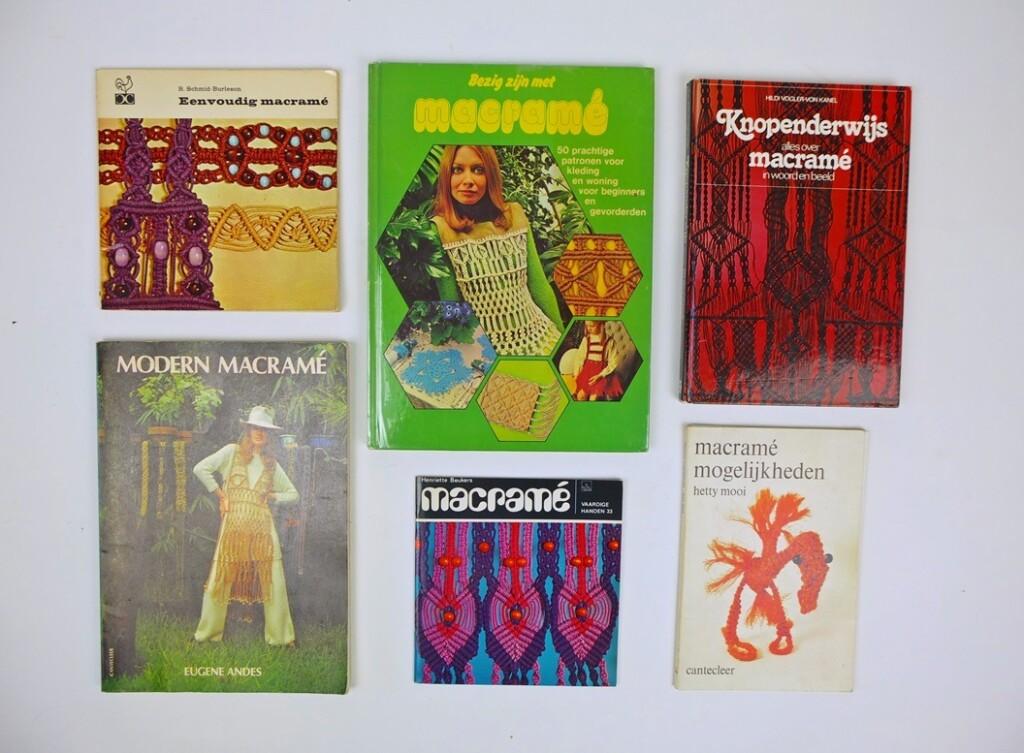Boeken Macramé