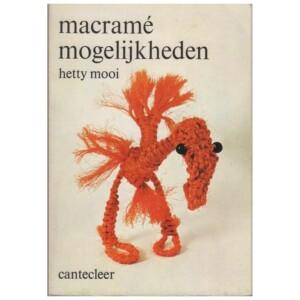 Boekje Macramé mogelijkheden