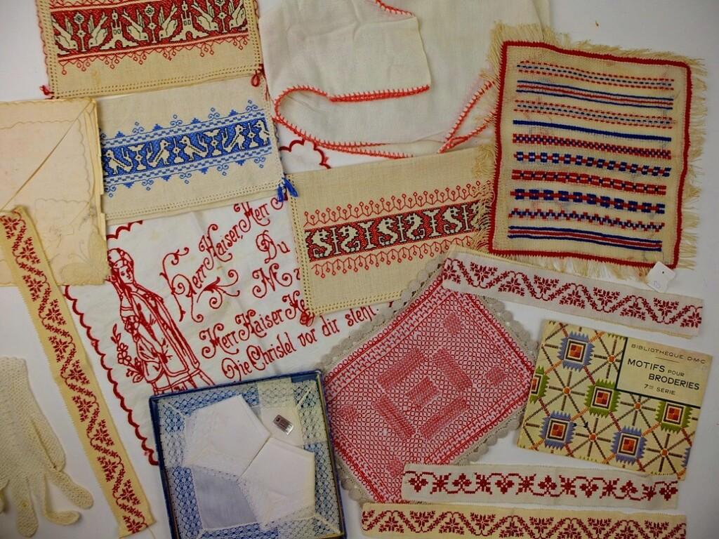 Oud handwerk van antiekmarkt