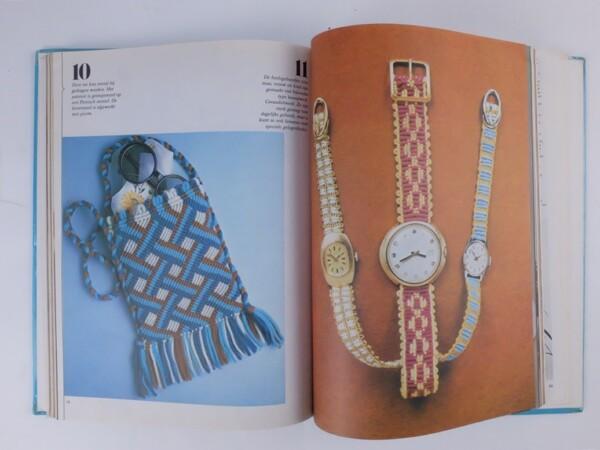 Pagina uit Het nieuwe handwerkboek