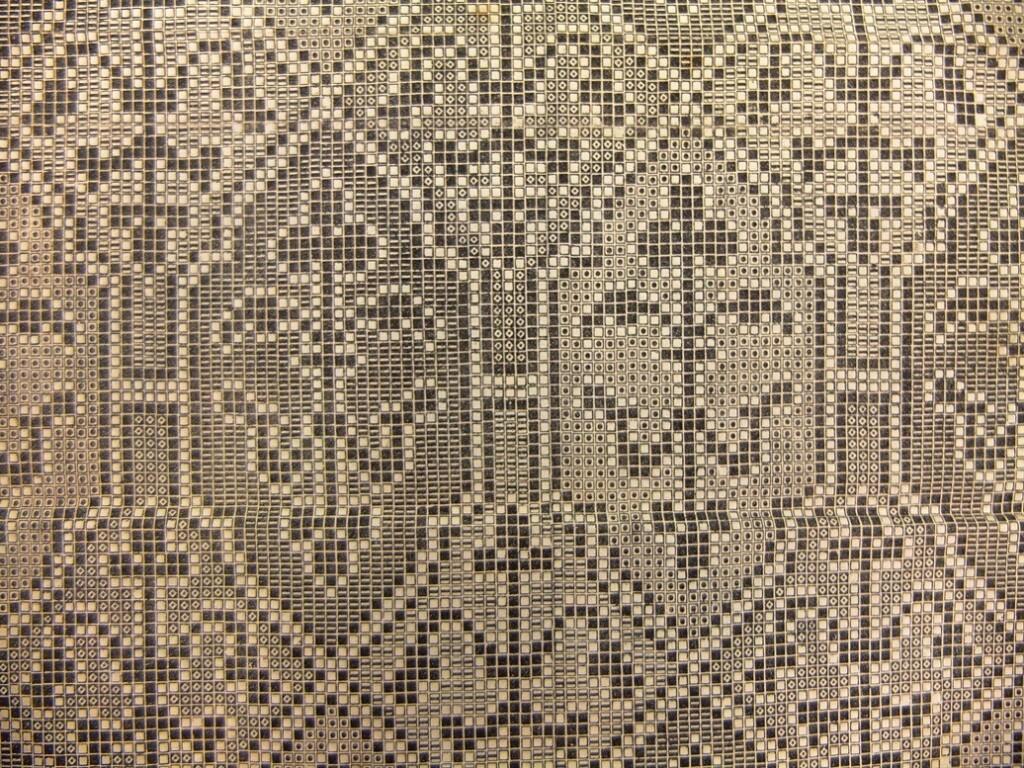 Smyrna patroon