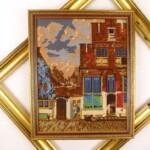 Tapisserie Straatje van Vermeer