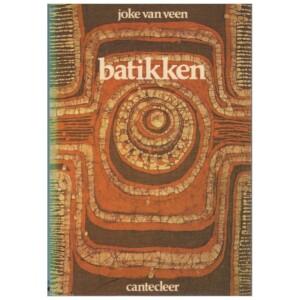 Boek Batikken