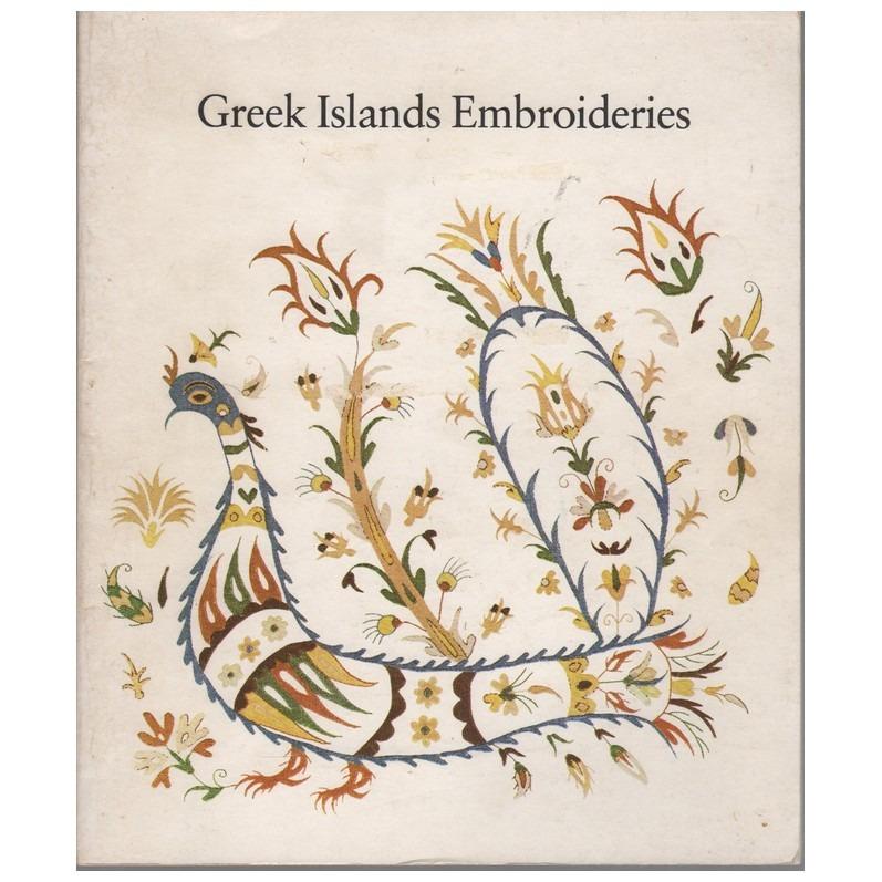 Boek Greek Islands Embroideries