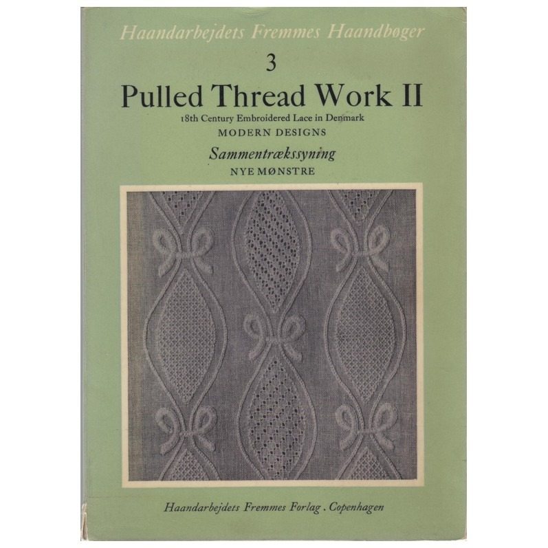 Boek Pulled Thread Work II
