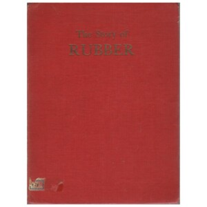 Boek The story of rubber
