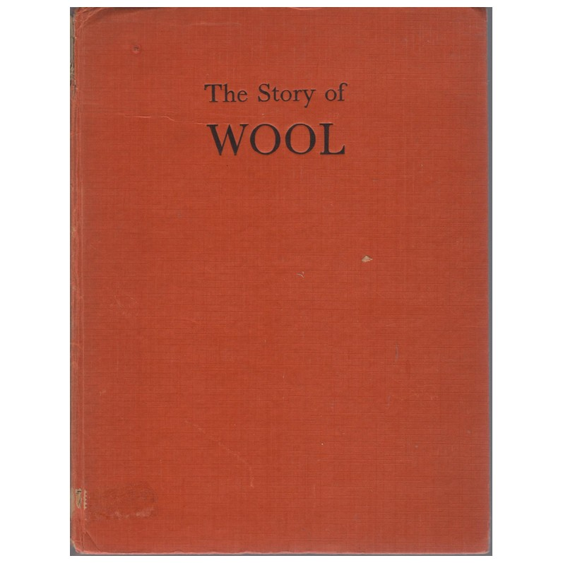Boek the story of wool