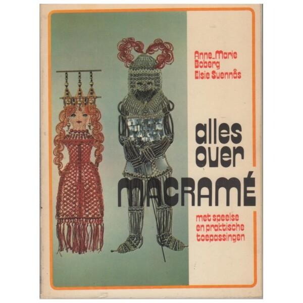 Boekje Alles over macrame