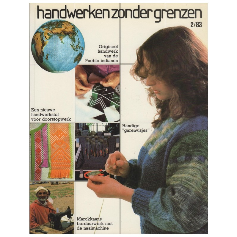 Handwerken zonder grenzen 1983-nr.2