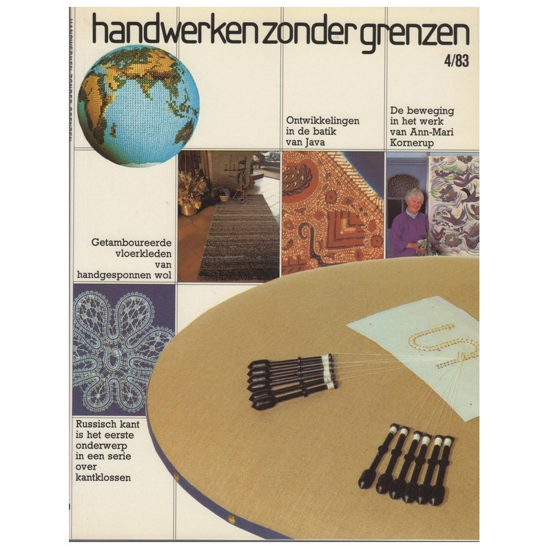 Handwerken zonder grenzen 1983-4