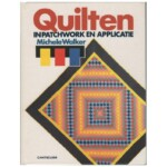 Quilten in patchwork en applicatie