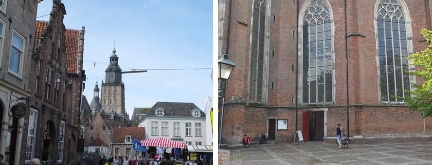 Walburgkerk in Zutphen
